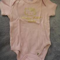 Body Hello Kitty - 3 a 6 meses - Hello  Kitty