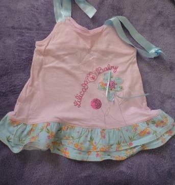 Vestido Lilica Ripilica - 1 ano - Lilica Ripilica e Lilica Ripilica Baby