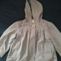 casaco tipo capa de chuva - 3 anos - Malwee