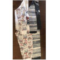 Kit 2 pijamas de inverno - 24 a 36 meses - Não informada