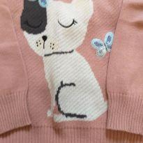 Sueter Rosa - 4 anos - Poim, Cherokee e Up Baby