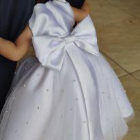Vestido daminha de casamento - 18 a 24 meses - Sem marca