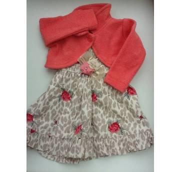 Vestido de festa - 3 meses - melina