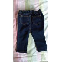 Calça jeans baby Gap - 3 a 6 meses - Baby Gap