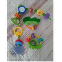 Lote brinquedos Fisher Price -  - Fisher Price
