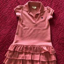 Vestido Babadinho - 3 anos - Cea, click house