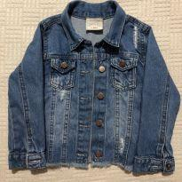 Jaqueta jeans - 2 anos - Baby Club