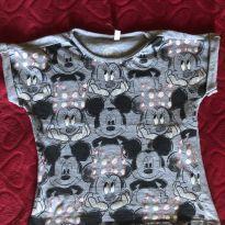 Camisa Mickey - 3 anos - Disney