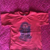 Camisa Nossa Senhora Aparecida - 2 anos - Artesanal