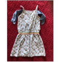 Vestido Unicórnio - 3 anos - Alphabeto