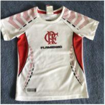 Camisa Flamengo original - 3 anos - Não informada
