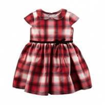 Vestido de festa carters - 18 meses - Carters - Sem etiqueta