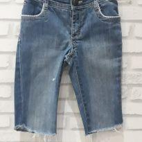 Bermuda Jeans Tommy - 3 anos - Tommy Hilfiger
