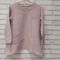 Camiseta PUC  - Meia manga T.4  - Rosa - 3 anos - PUC