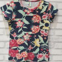 Camiseta Florida  - Puc - T. 6 - 5 anos - PUC