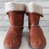 Bota Cano longo Inverno - Molekinha - 33 - Molekinha