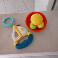 Mordedor fisher price -  - Fisher Price e Outra