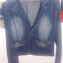 Jaqueta jeans - 12 anos - Sem marca
