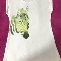 Camiseta de zebra - 6 anos - Zara