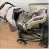 Carrinho e Bebê Conforto Graco -  - Graco