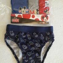 Kit com Cuecas Infantis Mickey & Accessories - 2 anos - Renner e MICKEY