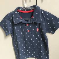 Camisa Polo Ancora - 1 ano - varios