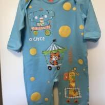 Macacão Get Baby Circo - 6 a 9 meses - Get Baby