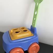 Carrinho com Caçamba -  - Brinquedos Cardoso