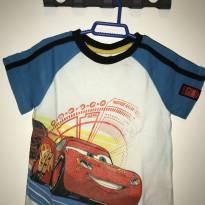 Camiseta Macqueen - 2 anos - Disney