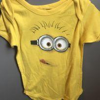 Body Minion - 24 a 36 meses - Universal Studios
