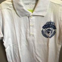 Camiseta Polo Tigor T. Tigre - 2 anos - Tigor T.  Tigre