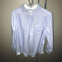 Camisa Social - 3 anos - Poim, Cherokee e Up Baby