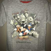 Camiseta Personagens Disney - 2 anos - Disney