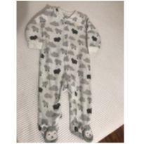 Macacão Fleece Carter`s - 9m - 9 meses - Carter`s
