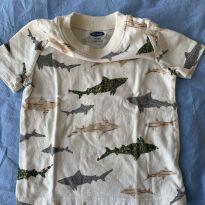 Tubarões - 9 a 12 meses - Old Navy