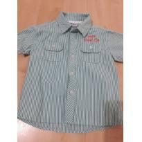 Camisa Manga Curta Listrada Trick - 2 anos - Trick