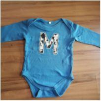 Body Mickey - 9 a 12 meses - Disney baby