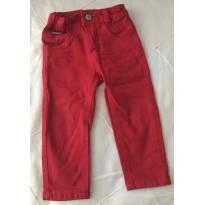 Calça jeans red - 12 a 18 meses - Crawling