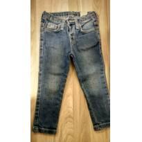 Calça Jeans baby Zara - 9 a 12 meses - Zara Baby