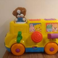 Onibus Musical -  - Fisher Price