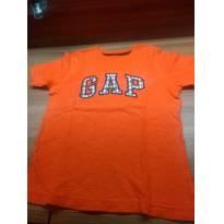Camiseta Gap Laranja - 3 anos - GAP