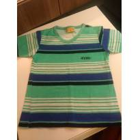 camiseta mineral kids - 4 anos - Mineral Kids
