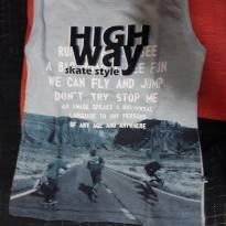 Camiseta - 4 anos - DILA