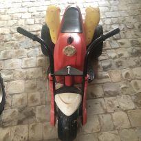 Triciclo elétrico, moto -  - Não informada