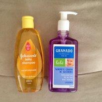 Shampoo da Johnson