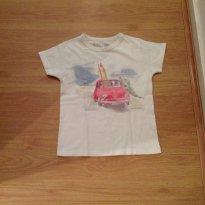 T-shirt Richards - 6 anos - Richards Kids
