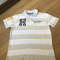 Camisa Polo Tommy - 8 anos - Tommy Hilfiger