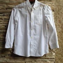 Camisa Oxford Gap - 10 anos - GAP