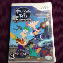 Wii Phineas and Ferb -  - Nintendo