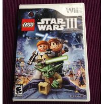 Wii Starwars III The clone wars -  - Nintendo